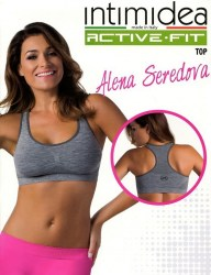 Active Fit Donna Top Melange