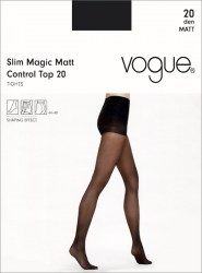 Vogue Slim magic matt control top 20